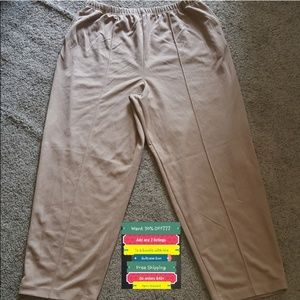 Like New! Nude Trousers